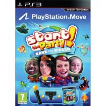 Sony Start the Party! (Move) (PS3)