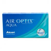 Alcon Air Optix Aqua (6 čoček)