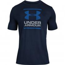 Under Armour GL Foundation SS T Academy/Steel/Royal
