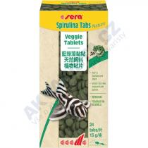 Sera Spirulina tabs NATURE 24 tablet