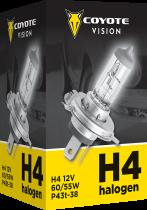 COYOTE Vision 87856 H4 P43t-38 12V 60/55W