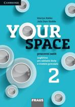 Your Space 2 pro ZŠ a VG - PS - Martyn Hobbs, Julia Starr Keddle
