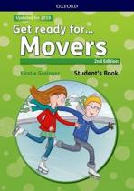 Get Ready for Movers Student´s Book with Online Audio (2nd)