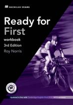 Ready for First (3rd edition): Workbook & Audio CD Pack without Key - Roy Norris