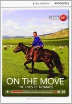 On the Move: The Lives of Nomads Low Intermediate Book with Online Access - Genevieve Kocienda