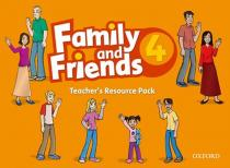 Family and Friends 4 Teacher´s Resource Pack - Naomi Simmons