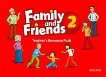 Family and Friends 2 Teacher´s Resource Pack - Naomi Simmons