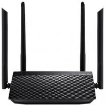 ASUS WiFi router RT-AC1200 v.2 AP/router, 4x LAN, 1x WAN, 300Mbps 2,4/ 867Mbps 5GHz