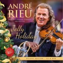 Universal Music André Rieu: Jolly Holiday - Deluxe edition CD + DVD - André Rieu