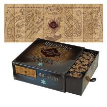 Noble Collection Puzzle Harry Potter - Marauders Map