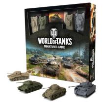 Gale Force Nine World of Tanks Miniatures Game