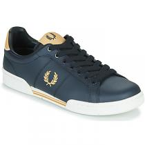 Fred Perry Tenisky B722 LEATHER