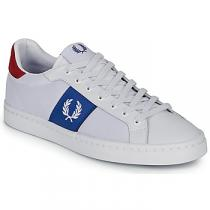 Fred Perry Tenisky LAWN LEATHER / MESH