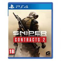 Sniper Ghost Warrior: Contracts 2 CZ (PS4)