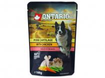 Ontario Pork with Chicken in Broth 100 g