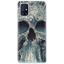 iSaprio Abstract Skull pro Samsung Galaxy M31s