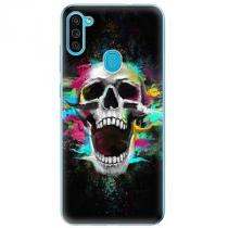 iSaprio Skull in Colors pro Samsung Galaxy M11