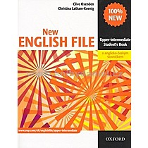 New English File Upper intermediate Student's Book Clive Oxenden a kol