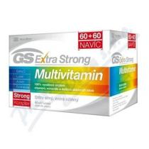 Green Swan GS Extra Strong Multivitamin (60+60 tablet)
