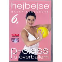 Hejbejse 6 - P-Class s overballem - DVD