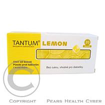 Medicom Tantum Lemon (20x3mg)