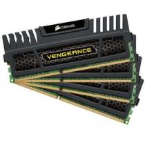 Corsair Vengeance Black 16GB DDR3 1600Mhz CL9 (CMZ16GX3M4A1600C9)