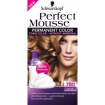 SCHWARZKOPF Perfect Mousse č.750 Pralinka