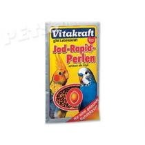Vitakraft Jod Rapid Perls Sittich - 20g