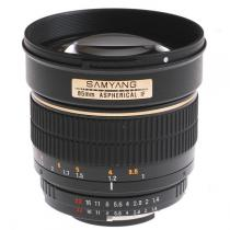 Samyang 85mm F1,4 Asph. IF MC pro Nikon